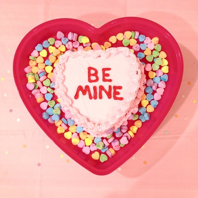 A Very Last-minute and Low-budget Valentine's Day