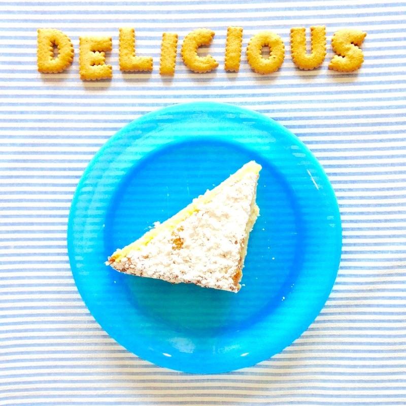 Recipe: Shortcut LemonBars