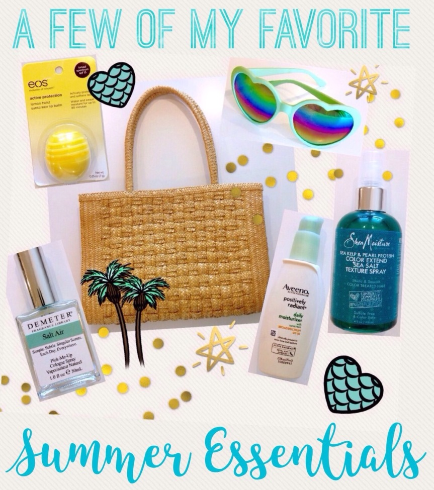 Summer Essentials GIVEAWAY!