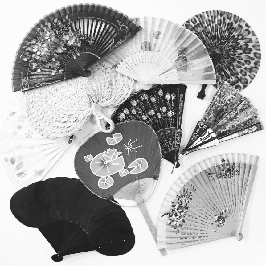 fangirling: The Lost Art of the Hand Fan