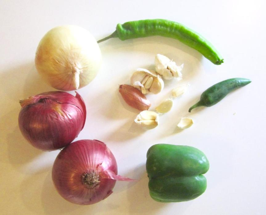 Recipe: Vegetarian ChiliVariation