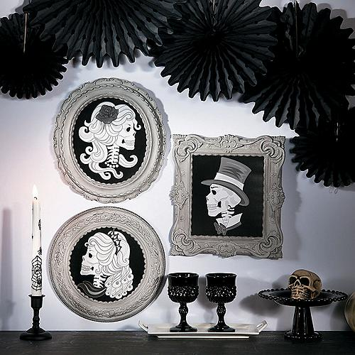 Decorate Halloween Accent Wall: September Retrospect